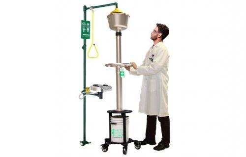 safety shower tester convenient safety shower guard test kit
